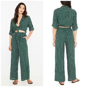 FAITHFULL THE BRAND Beau Rivage Stripe 2 Piece Set